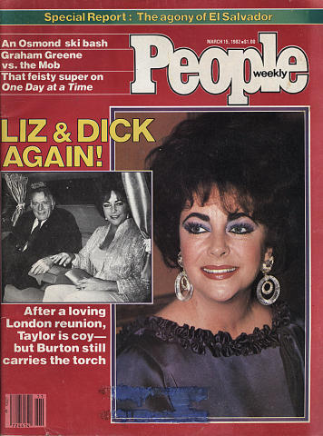 People Magazine March 15, 1982