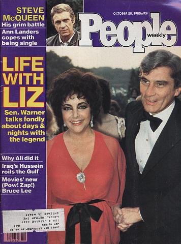 People Magazine October 20, 1980
