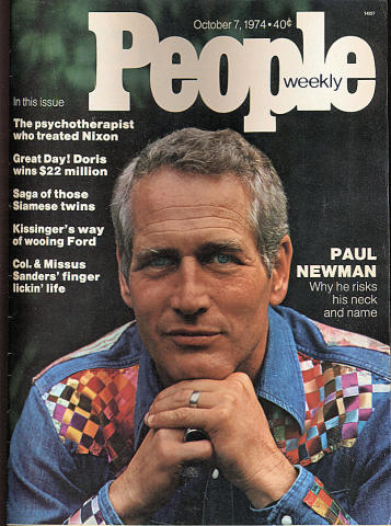 People Magazine October 7, 1974