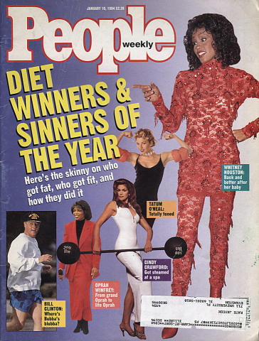 People Magazine January 10, 1994