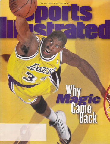 Sports Illustrated February 12, 1996