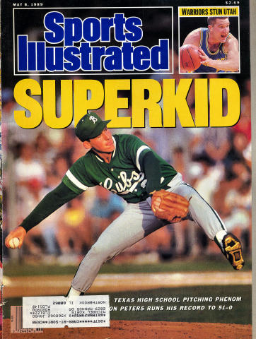 Sports Illustrated May 8, 1989