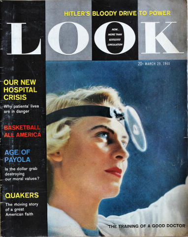 LOOK Magazine March 29, 1960