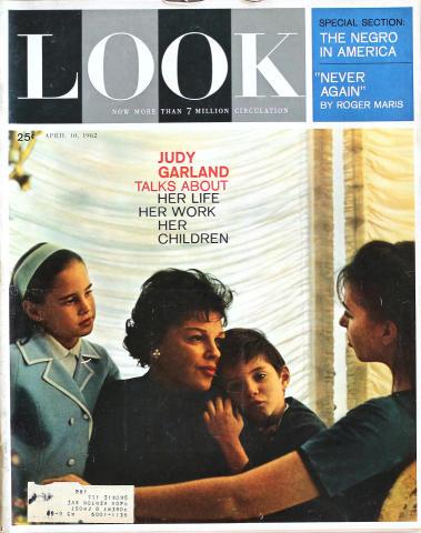 LOOK Magazine April 10, 1962