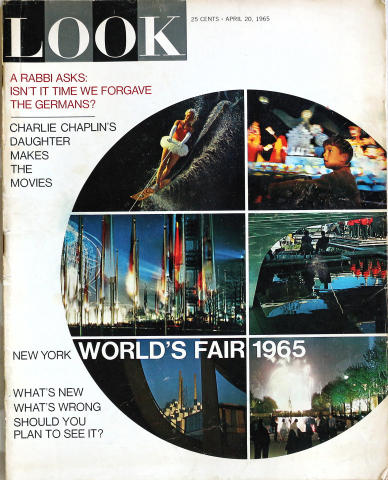 LOOK Magazine April 20, 1965