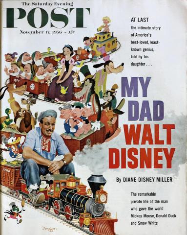 The Saturday Evening Post November 17, 1956