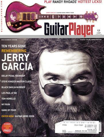 Guitar Player Magazine December 2005