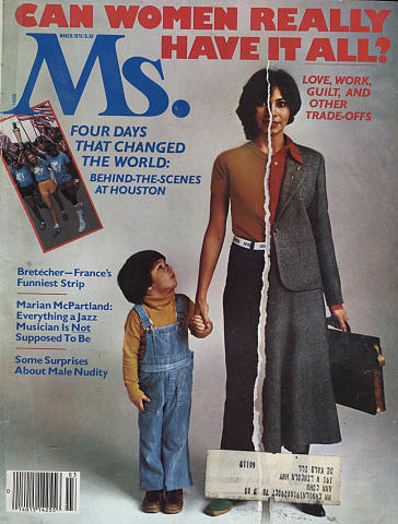 Ms. Magazine March 1978