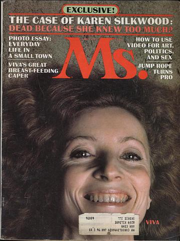 Ms. Magazine April 1975