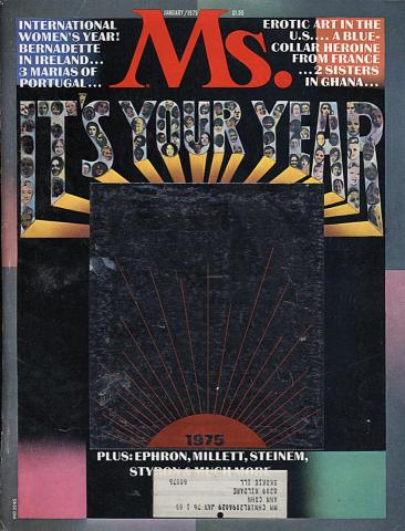 Ms. Magazine January 1975