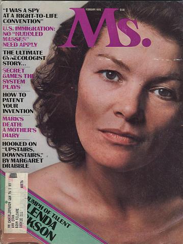 Ms. Magazine February 1976