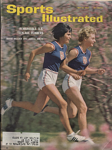 Sports Illustrated May 10, 1965