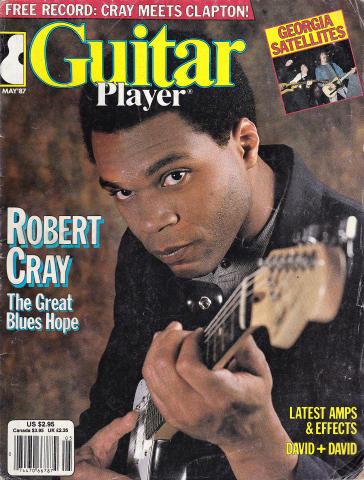Guitar Player Magazine May 1987