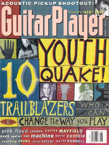 Guitar Player Magazine June 1994