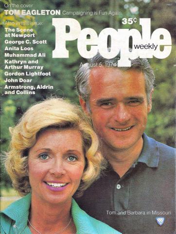People Magazine August 5, 1974