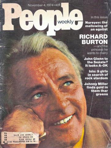 People Magazine November 4, 1974