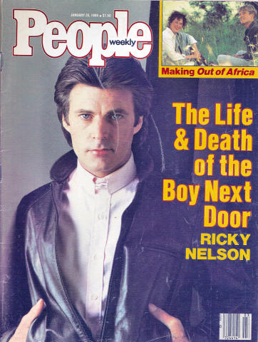 People Magazine January 20, 1986