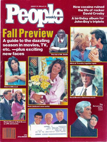 People Magazine August 29, 1983