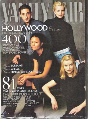 Vanity Fair Magazine April 1999