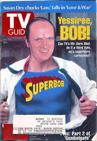 TV Guide October 3, 1992