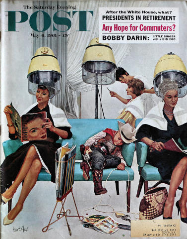 The Saturday Evening Post May 6, 1961