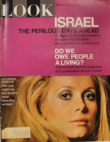 LOOK Magazine April 30, 1968