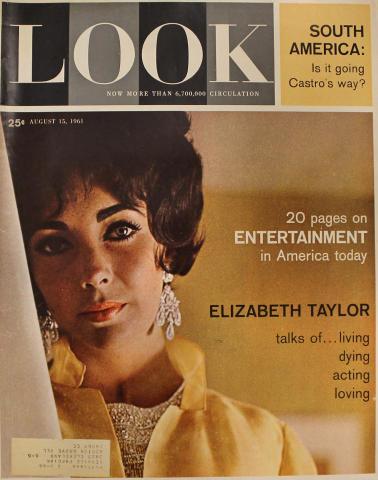 LOOK Magazine August 15, 1961