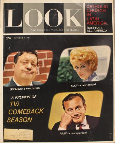 LOOK Magazine October 9, 1962