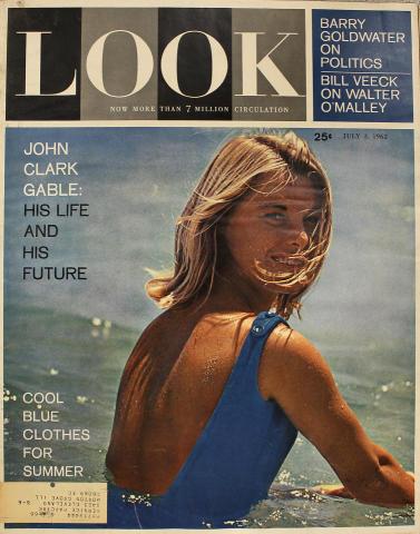 LOOK Magazine July 3, 1962