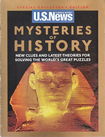 U.S. News & World Report - Mysteries of History