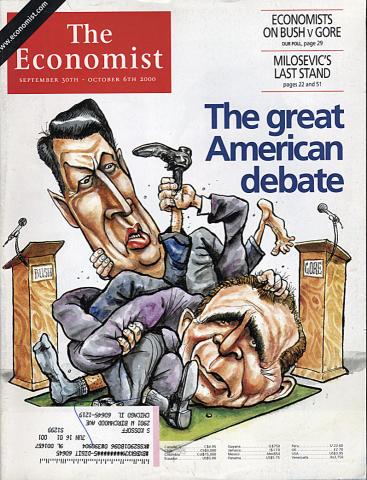 The Economist September 30, 2000