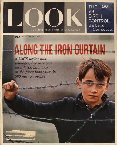 LOOK Magazine January 30, 1962