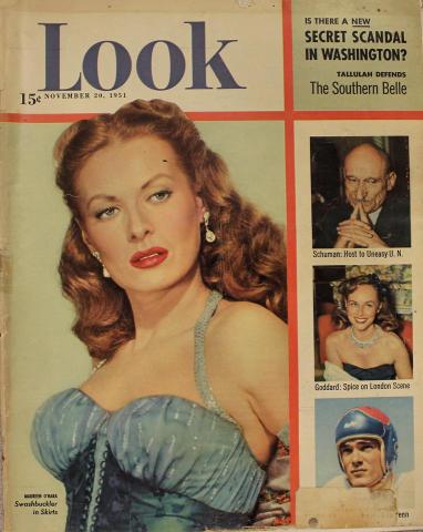 LOOK Magazine November 20, 1951