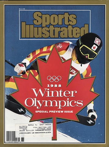 Sports Illustrated: Special Preview Issue 1998