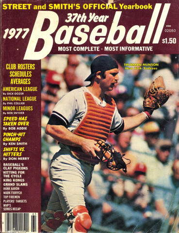 Street & Smith's Baseball Yearbook