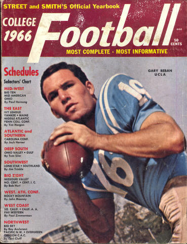 Street & Smith's College Football Yearbook