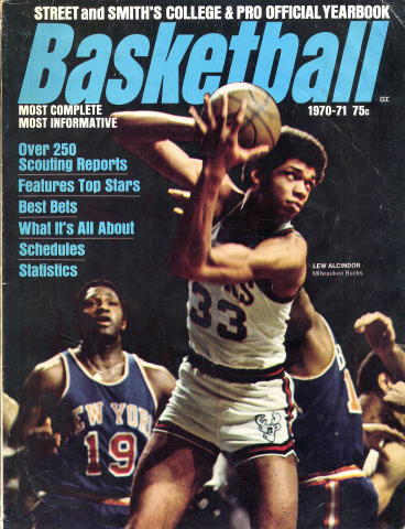 Street & Smith's Basketball Yearbook