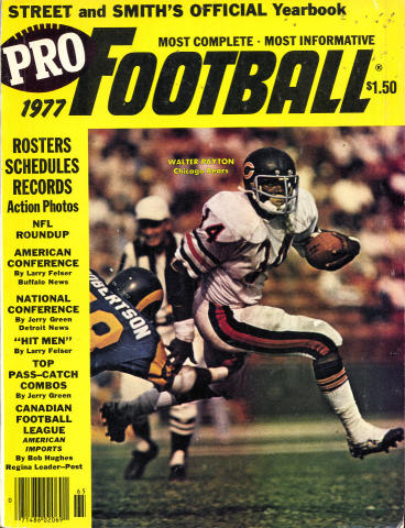 Street & Smith's Pro-Football Yearbook