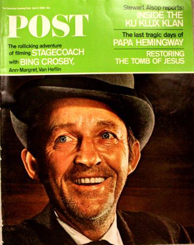 The Saturday Evening Post April 9, 1966