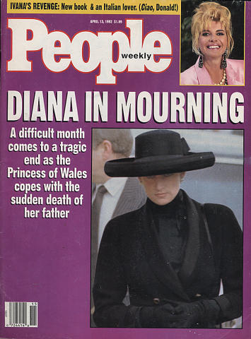 People Magazine April 13, 1992