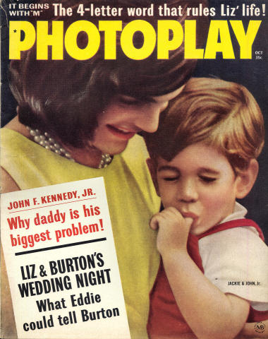 Photoplay Magazine October 1963