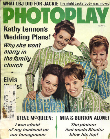Photoplay Magazine July 1967