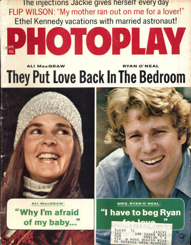 Photoplay Magazine April 1971