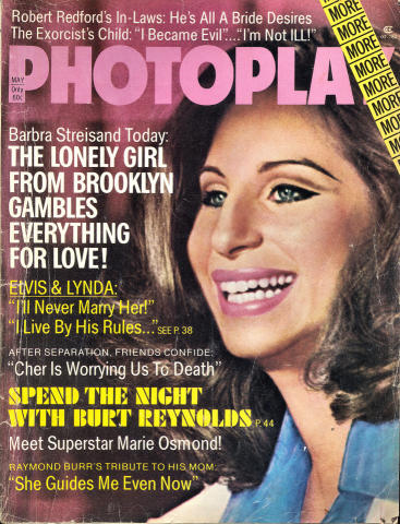 Photoplay Magazine May 1974