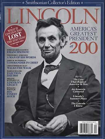 Smithsonian Collector's Edition: Lincoln