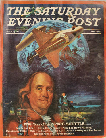 The Saturday Evening Post July 1, 1973