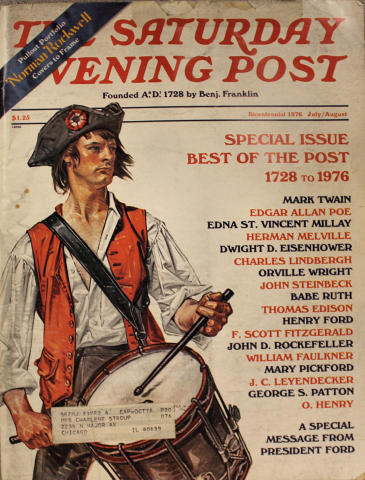 The Saturday Evening Post July 1, 1976