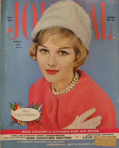 Ladies' Home Journal September 1958