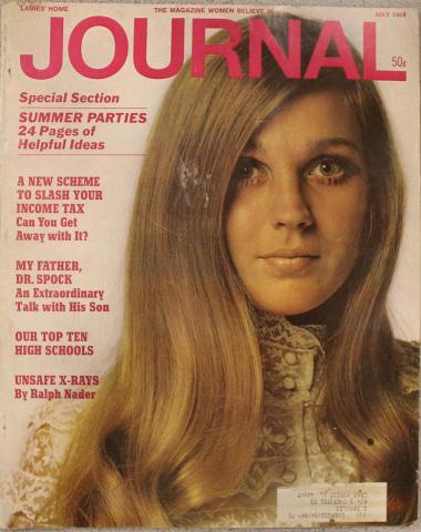 Ladies' Home Journal May 1968