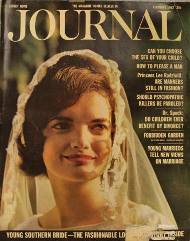 Ladies' Home Journal February 1962